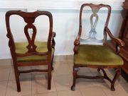 Details zu Set Antiker Stuhl