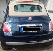 wie NEU Fiat 500 C